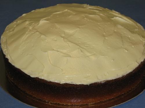 White Chocolate Baileys Mud Cake Recipe